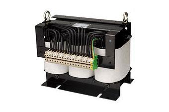三相複巻式変圧器